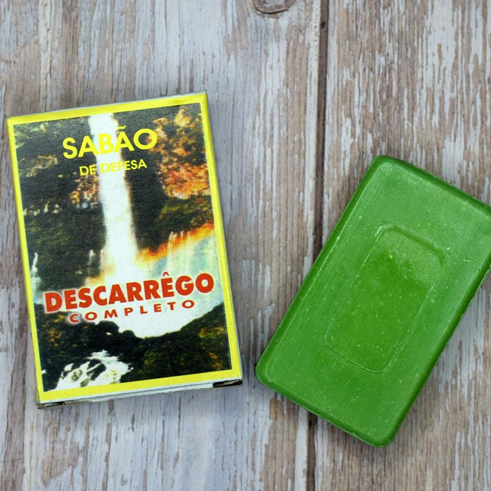 Sabonete Sabat Descarrego 01 Unidade com 45 gramas