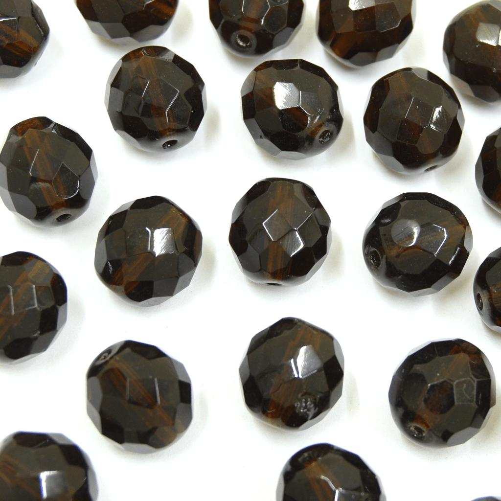 Cristal 10 mm Transparente Marrom 712045