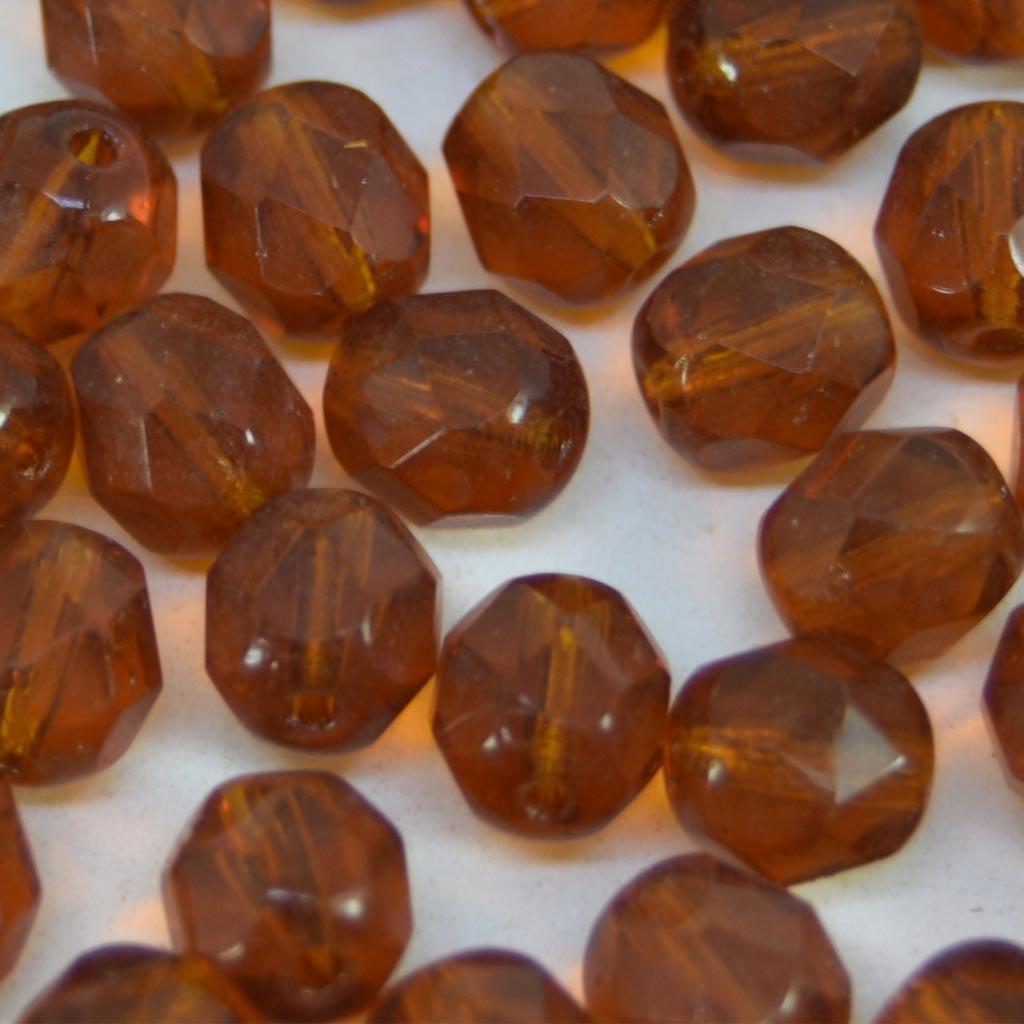 Cristal 6 mm Transparente Marrom 710576