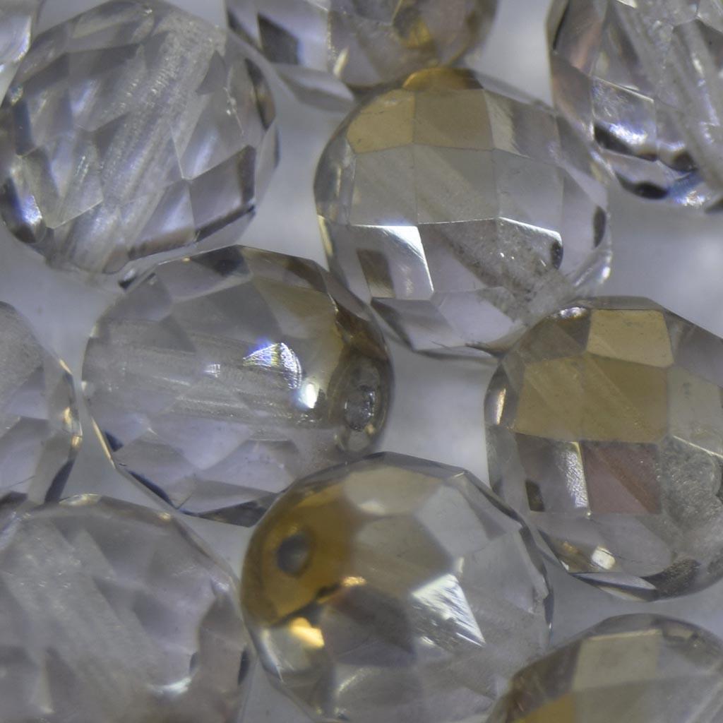 Cristal 10 mm Transparente Metálico Cinza 711801