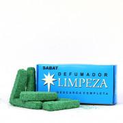 Defumador Tablete Sabat Limpeza 01 Dúzia