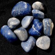 Pedra Polida Quartzo Azul 1 Unidade