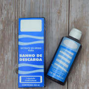 Banho Líquido Sabat Descarga Sem Nome 01 Unidade com 100 ml