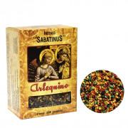 Incenso Sabatinus Arlequino 1 Unidade com 500 Gramas