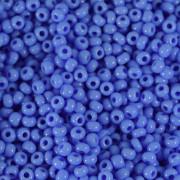 Miçanga 9/0 Opaca Azulão Claro 708196