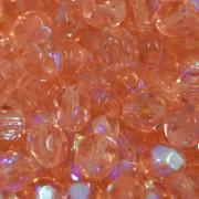 Cristal 6 mm Transparente Irizado Rosa 708464