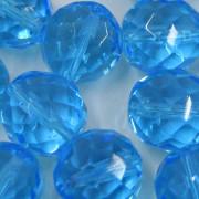 Cristal 14 mm Transparente Azul Claro 711630