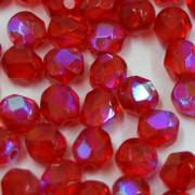 Cristal 6 mm Transparente Irizado Vermelho 711597