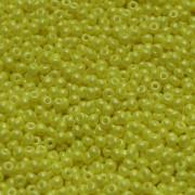 Miçanga 9/0 Cintilante Amarelo Limão 710030