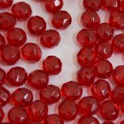 Cristal 8 mm Transparente Vermelho especial 710711
