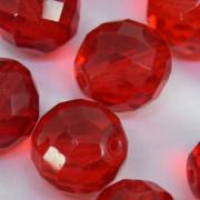 Cristal 10 mm Transparente Vermelho 710802