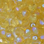 Cristal 6 mm Transparente Irizado Ouro Claro 711704