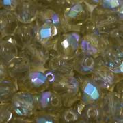 Cristal 6 mm Transparente Irizado Cinza 711706