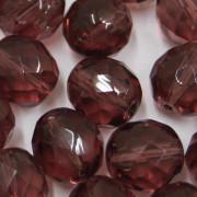 Cristal 12 mm Transparente Lilás 712073
