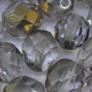 Cristal 12 mm Transparente Metálico Cinza 712075
