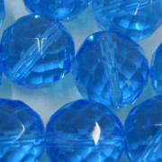 Cristal 16 mm Transparente Azul 712138