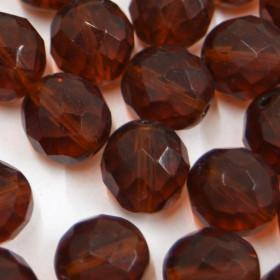 Cristal 10 mm Transparente Marrom 710794
