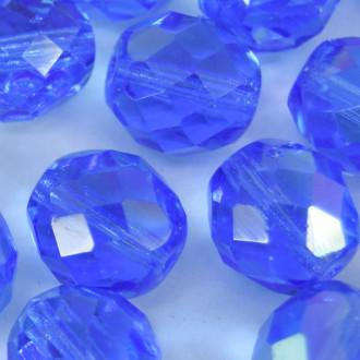 Cristal 12 mm Transparente Irizado Azulão 708493