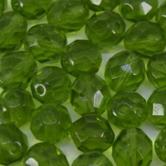 Cristal 8 mm Transparente Verde Oliva 710586