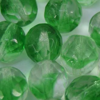 Cristal 10 mm Transparente Double Color Verde 710844