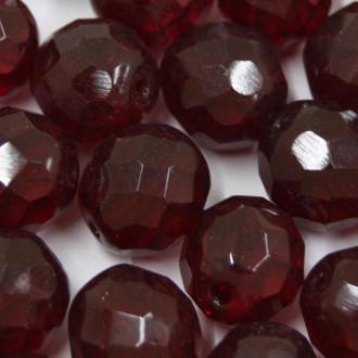 Cristal 12 mm Transparente Especial Vermelho 712047