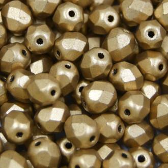 Cristal 6 mm Metal/Pintado Dourado 712100