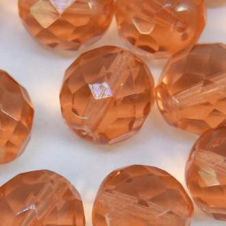 Cristal 16 mm Transparente Rosa 712135